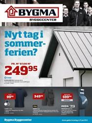 Bygma: Gyldig t.o.m fre 3/7