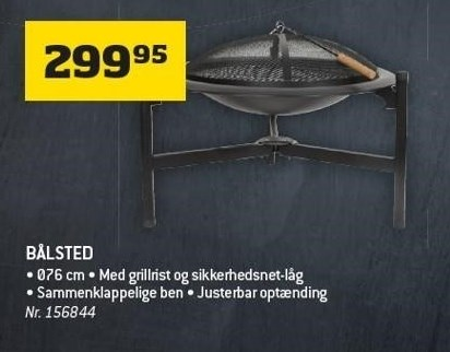 Bålsted