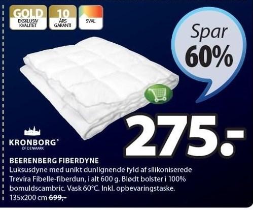 Beerenberg fiberdyne
