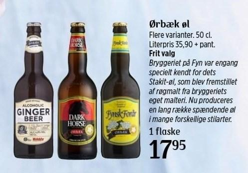 Ørbæk øl