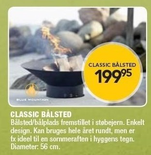 Classic Bålsted