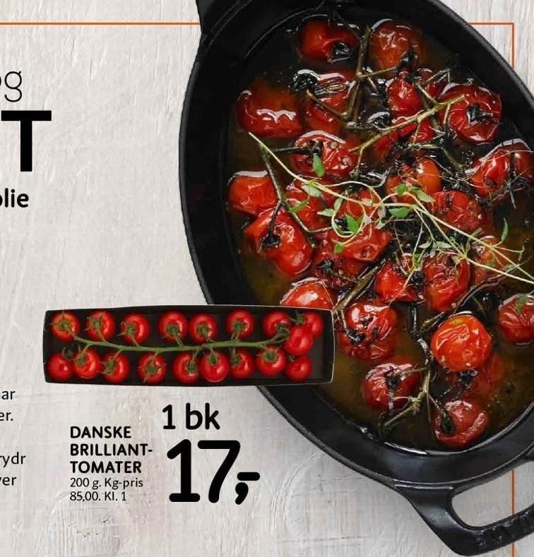 Danske brilliant tomater