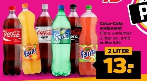 Coca-Cola sodavand