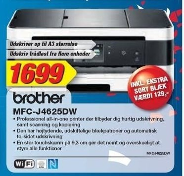 Brother MFC-J4625DW