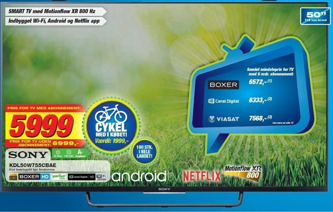 Sony Smart tv 50