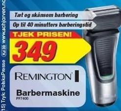 Remington Barbermaskine