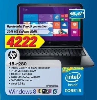 HP 15-r280