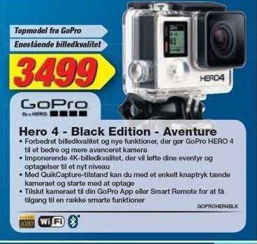 Hero 4 - Black Edition - Aventure