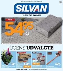 SILVAN: Gyldig t.o.m fre 10/7